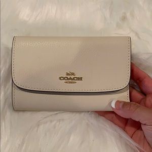 NWT COACH MEDIUM ENVELOPE WALLET